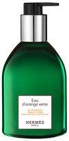 Hermes Eau d'orange verte Hand and Body Cleansing Gel, 10 oz.