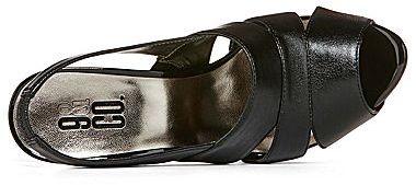 JCPenney 9 & Co.® Furture Slingback Platform Sandals