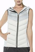 Blanc Noir Packable Moto Vest