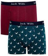 Jack Wills Chetwood Pheasant Print Boxers Set