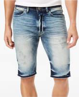 Sean John Men's Pyrite Skinny Fit Stretch Denim Shorts