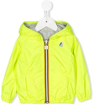 K Way Kids Reversible Rain Jacket
