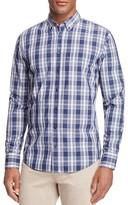 BOSS ORANGE Edipoe Plaid Slim Fit Button Down Shirt