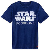 Disney Rogue One: A Star Wars Story Logo Tee for Men