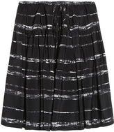 Vince Striped Skirt