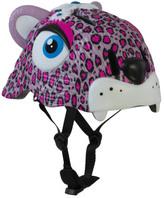 Crazy Safety Leopard Helmet