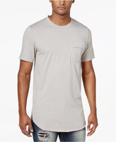 INC International Concepts Men's Pocket Long Length T-Shirt, Only at Macy's