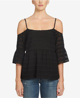 1 STATE 1.STATE Cold-Shoulder Top