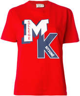 MAISON KITSUNÉ MK College T-shirt
