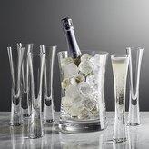 Crate & Barrel Moya Champagne Set
