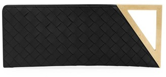 Bottega Veneta Small Leather Clutch