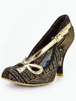 Irregular Choice Bubbles bow court