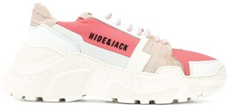 Hide&Jack colour block sneakers