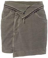 NSF EXCLUSIVE Zip Army Skirt