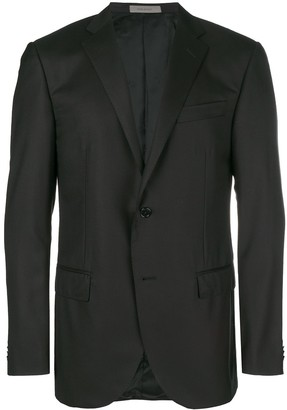 Corneliani classic fitted blazer