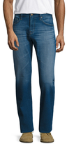 AG Adriano Goldschmied Protege Buttoned Jeans