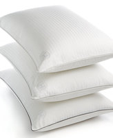 Hotel Collection Firm Siberian White Down King Pillow, Hypoallergenic UltraClean Down