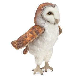 Folkmanis Puppet Barn Owl