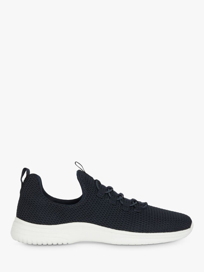 Geox Women's Pillow Wide Fit Knitted Trainers