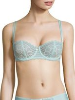 Chantelle Merci Lace Demi Underwire Bra