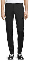 Ralph Lauren Touring Cargo Wool Gabardine Pants, Black