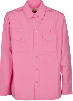 Marni Front Patched Pocket Shirt