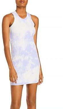 Cotton Citizen Ibiza Tie Dyed Tank Dress