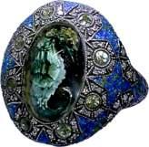 Sevan Biçakci Carved Seahorse Ring