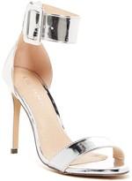Liliana Golden Stiletto Sandal