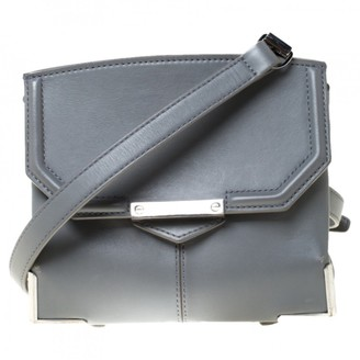 Alexander Wang Grey Leather Handbags