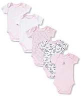 Starting Out Baby Girls Newborn-6 Months Toile Bodysuits