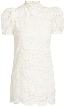 Marc Jacobs The Lace Shift Dress