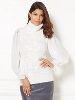 New York & Co. Eva Mendes Collection - Raina Sleeveless Cowl-Neck Sweater