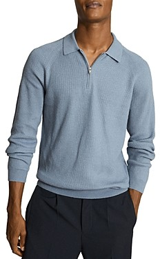 Reiss Quarter Zip Sweater