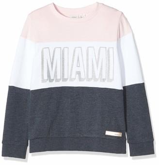 Name It Girl's 13174365 Sweatshirt