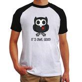 Eddany It's owl good Raglan T-Shirt