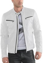Laverapelle Men's Genuine Lambskin Leather Jacket - 1510568