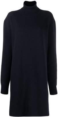 Jil Sander oversized roll neck sweater