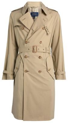 Ralph Lauren Belted Trench Coat
