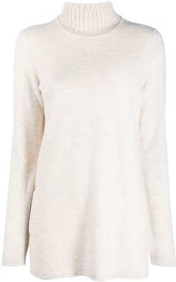 Vince Roll Neck Cashmere Jumper