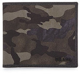 Prada Camouflage Bi-Fold Wallet