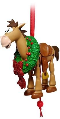 Disney Bullseye Articulated Figural Ornament Toy Story