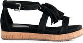 KG by Kurt Geiger Meadow suede sandals