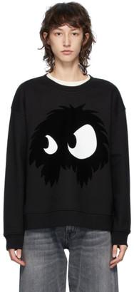 McQ Black Chester Monster Sweatshirt
