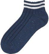 Uniqlo Women Short Socks (Rib Line)