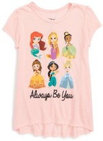 Mighty Fine Toddler Girl's Disney Princess - Always Be You Tee