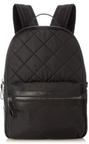 Moncler Quilted Front Nylon Backpack