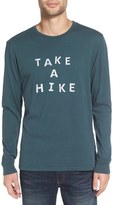 Altru 'Take A Hike' Long Sleeve T-Shirt