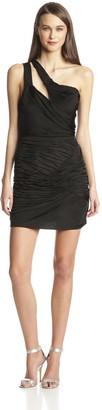 Foley + Corinna Women's Asymmetrical Harness Dress