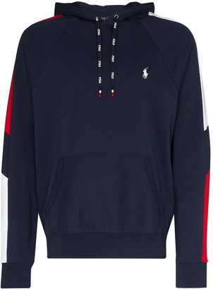 Polo Ralph Lauren Side Stripe Hoodie